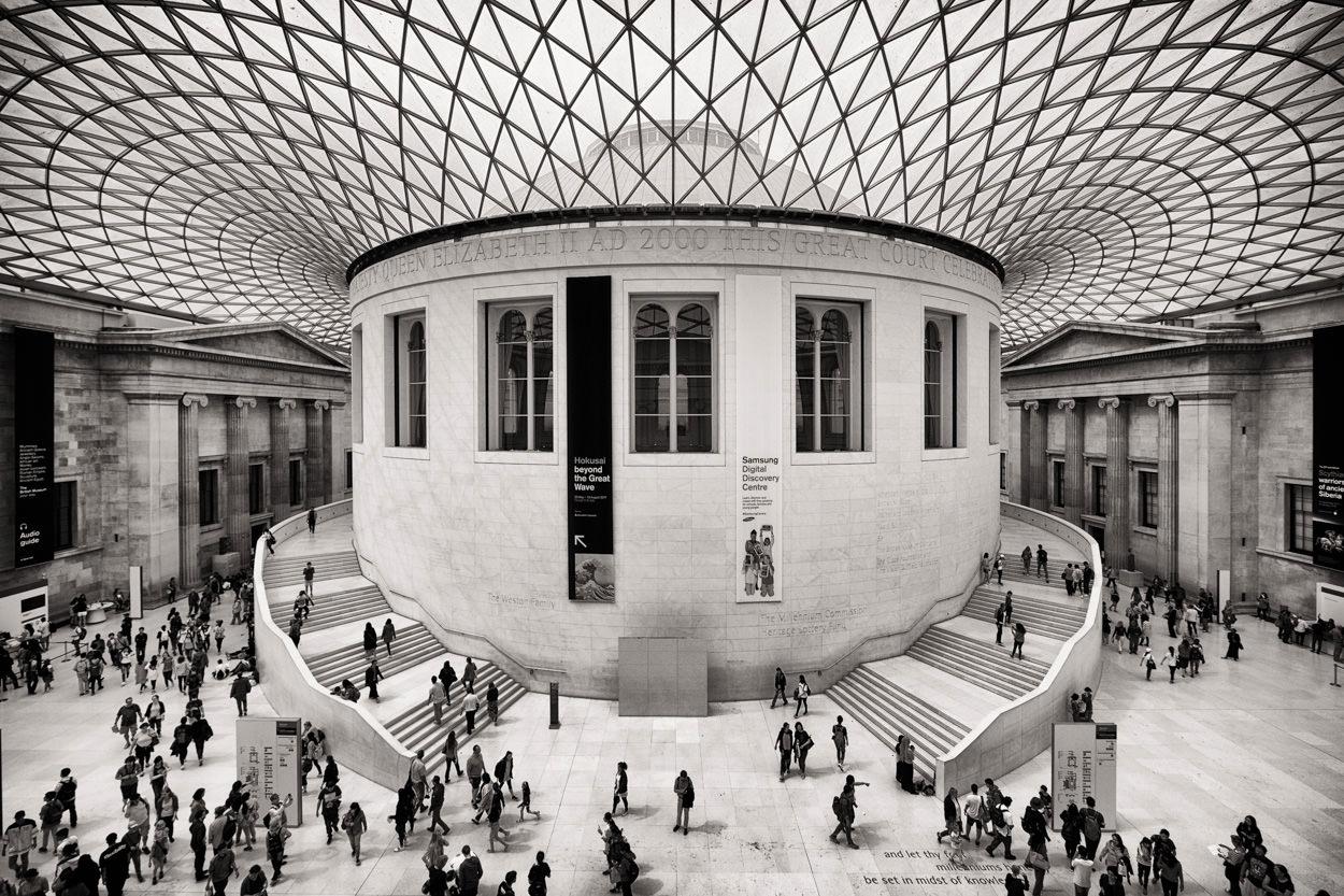 Mooiste foto's van Londen - British Musueum