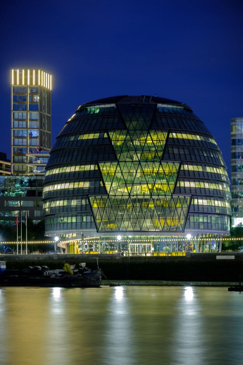 Mooiste foto's van Londen - Stadhuis (City Hall)