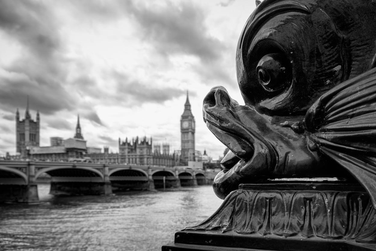 Mooiste foto's van Londen - Westminster Bridge