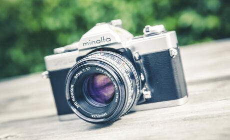 Cursus Analoog Fotograferen
