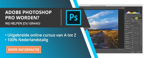 Online Cursus Adobe Photoshop CC
