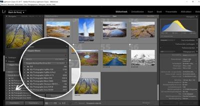 Online Cursus Adobe Lightroom Classic CC - Uitleg duidelijke mappen structuur