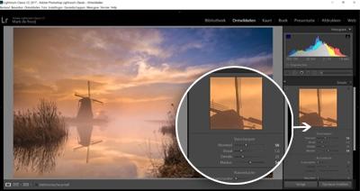 Cursus Adobe Lightroom - Ontwikkelen - Foto's verscherpen & Ruis verwijderen