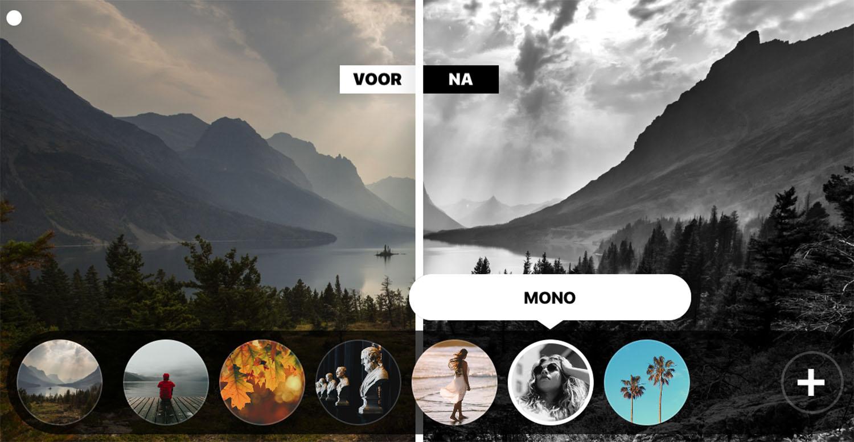 Photolemur 3 voorinstelling mono