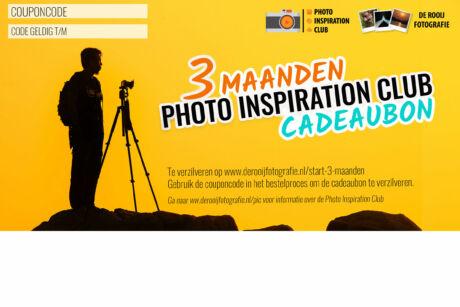 Cadeaubon Photo Inspiration Club