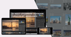 Cursus Adobe Lightroom Classic CC - Onbeperkt toegang