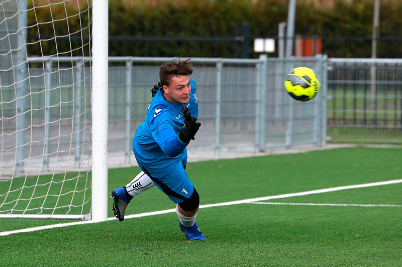 Workshop sportfotografie - Voetbalfotografie - Anne van Vegchel
