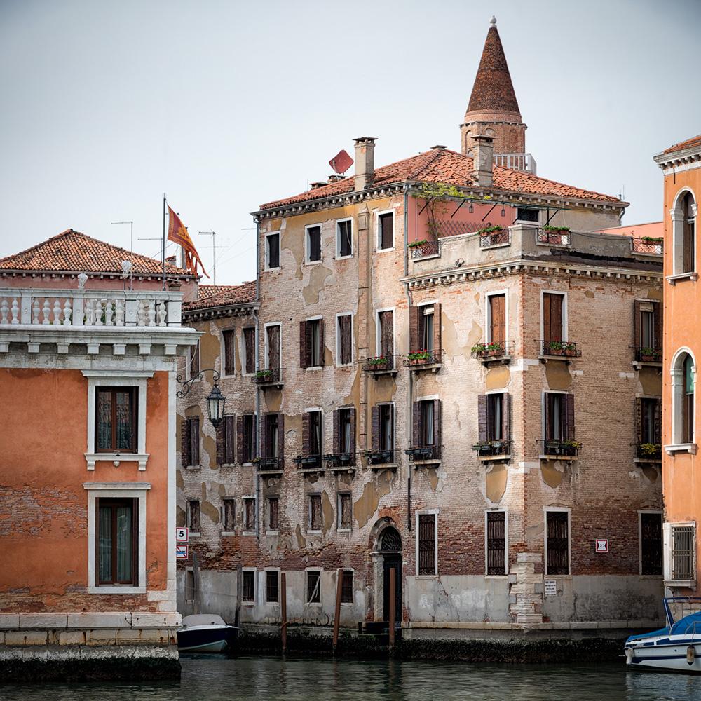 Leren fotograferen in Venetië