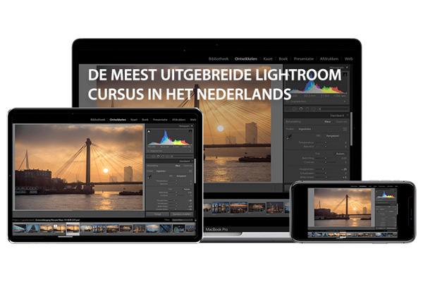 Groepskorting fotoclubs online fotografie cursus