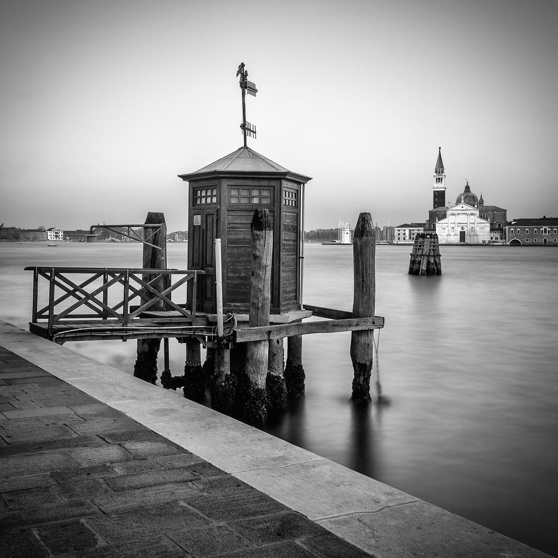 Fotografie Tips 008 - Kalmte in een foto vastleggen met lange sluitertijd voorkeuze fotografie Venetië
