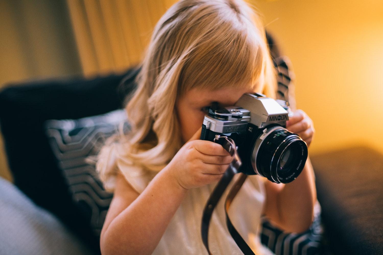 camera child digital camera 776952