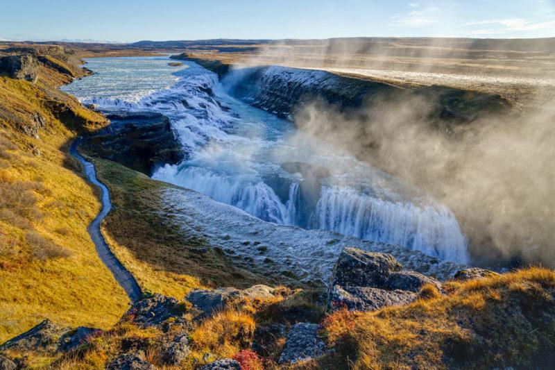 Fotografie reizen IJsland - Watervallen fotograferen
