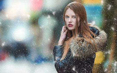 leer online de externe flitser te gebruiken voor portretfotografie