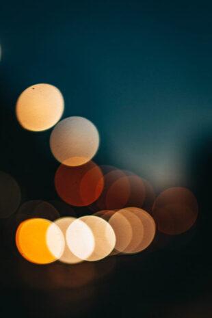 Mooiste bokeh effecten in foto's