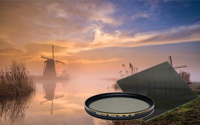 Camera filters voor landschapsfotografie