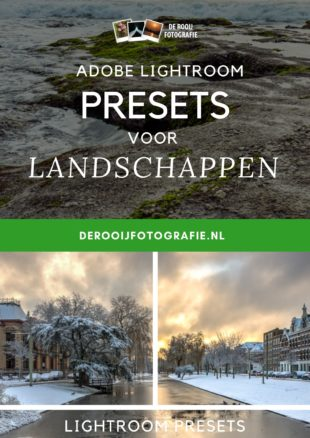 15 adobe lightroom presets voor landschapsfotografie