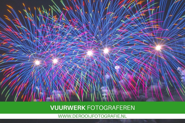 De complete hulpgids voor het fotograferen van vuurwerk met voorbeelden en tips