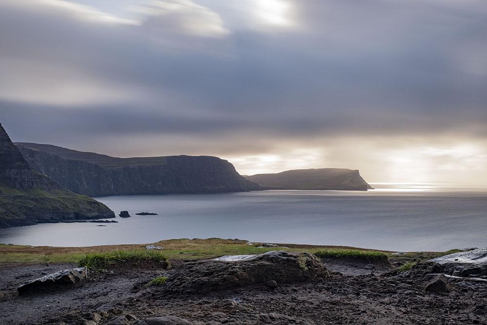 Lange sluitertijd fotografie - Fotoreis Schotland
