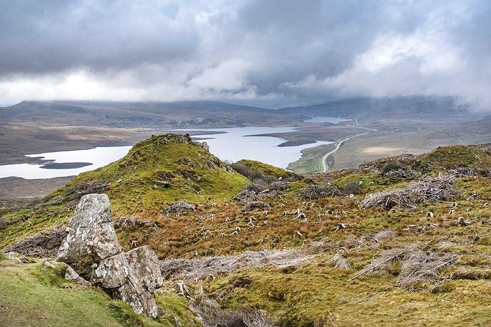 Herstkleuren fotograferen in Schotland
