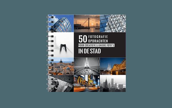 Fotoprojectboek - In de stad