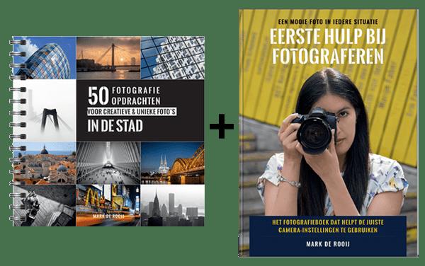 Fotografieboek combinatie aanbieding