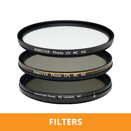 Camera filters bestellen