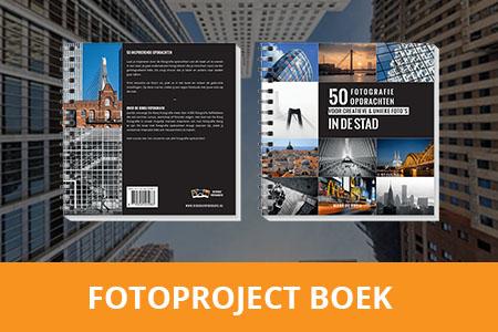 fotografie cadeau tip fotoproject boek stad