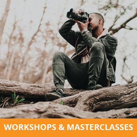 Fotografie Workshops & Fotografie Masterclasses
