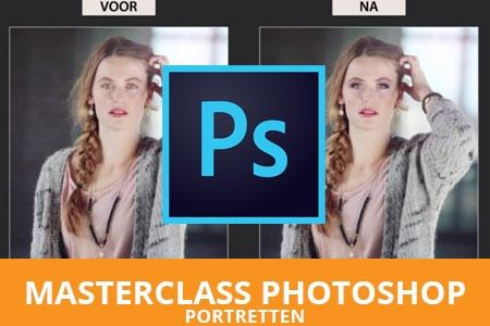 Masterclass Photoshop CC - Portretfoto's