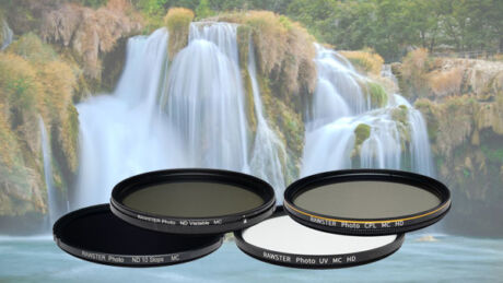 Gratis Fotografie Cursus Fotograferen met Camera Filters