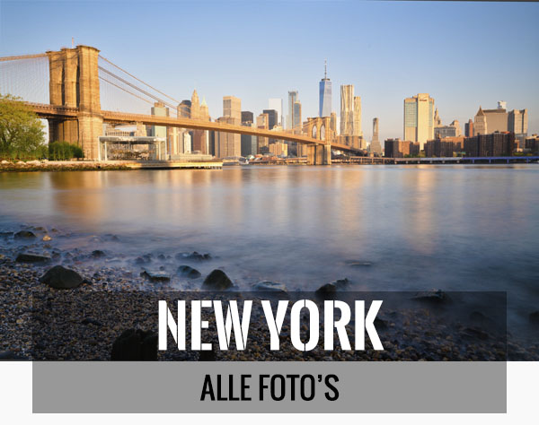 Mooiste foto's van New York aan de muur