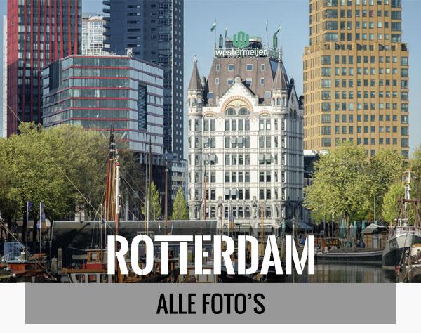 Mooiste foto's van Rotterdam voor Wanddecoratie