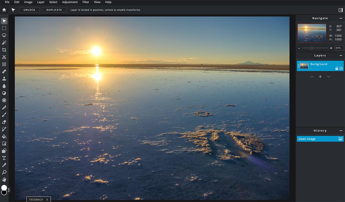 pixlr gratis foto bewerken