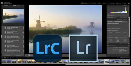 Cursus Adobe Lightroom Classic en Lightroom 6