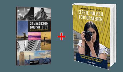 Bestel 2 fotografieboeken
