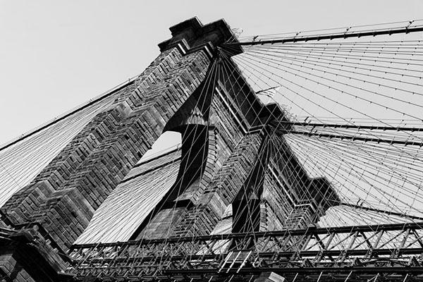 Gratis Fotografieboek - Foto's New York Brooklyn Bridge