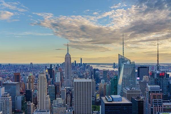 Gratis Fotografieboek - Foto's New York Skyline