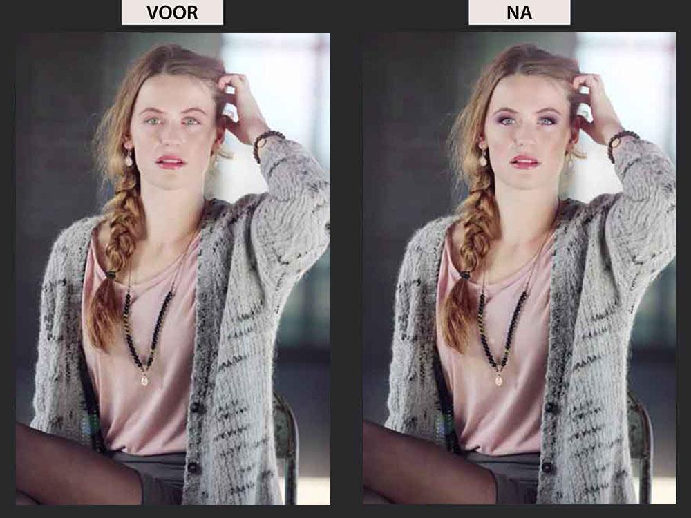 Online masterclass photoshop portret fotografie