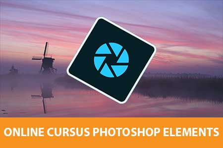 Online Cursus Photoshop Elements