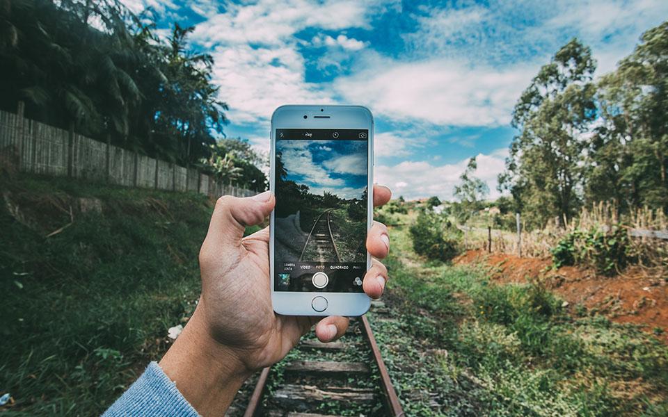online cursus smartphone fotografie compositie