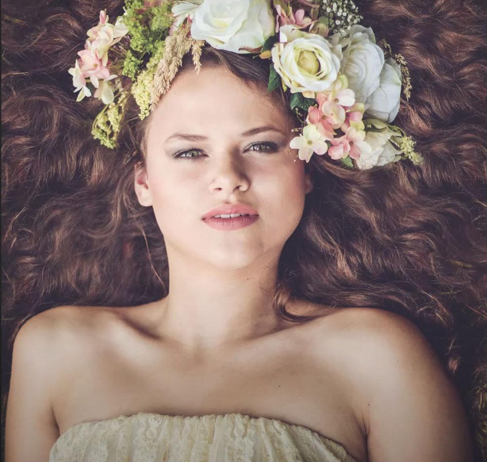 Online masterclass photoshop portretfoto before en after