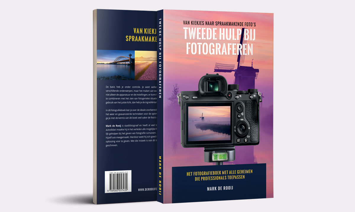 Fotografie boek - Tweede Hulp Bij Fotograferen