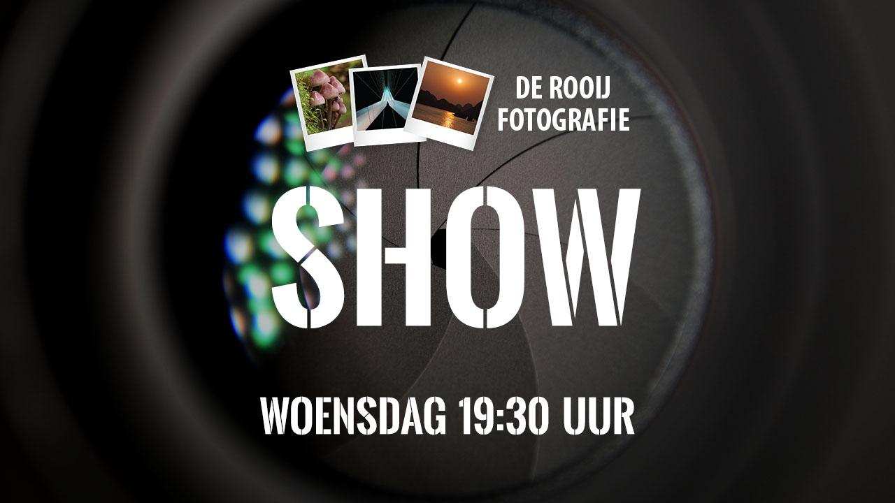 De Rooij Fotografie Show