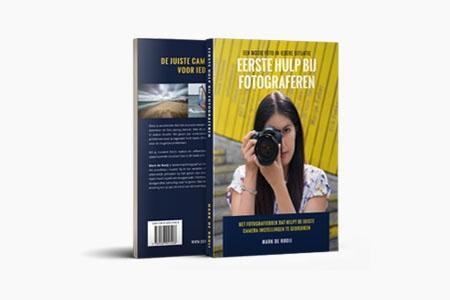 Fotografie boek - Eerste Hulp Bij Fotograferen