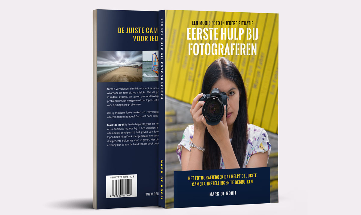 Fotografieboek - Eerste Hulp Bij Fotograferen - Mark de Rooij