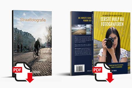 eBook Straatfotografie Duo met Eerste Hulp Bij Fotograferen