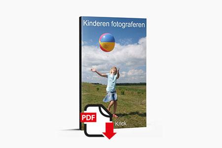 eBook Kinderen Fotograferen geschreven door Kees Krick
