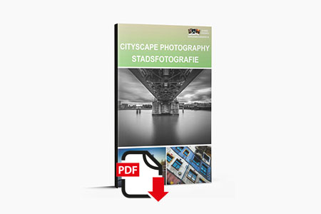 eBook over het fotograferen van stadsgezichten