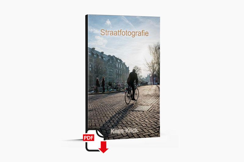 eBook Straatfotografie - auteur Kees Krick