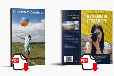 eBook Kinderen Fotograferen en eBook Eerste Hulp Bij Fotograferen